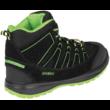 Adamant Alegro S1P ESD fekete/zöld bakancs