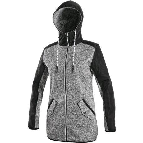 CXS Cape női cipzáras pulóver