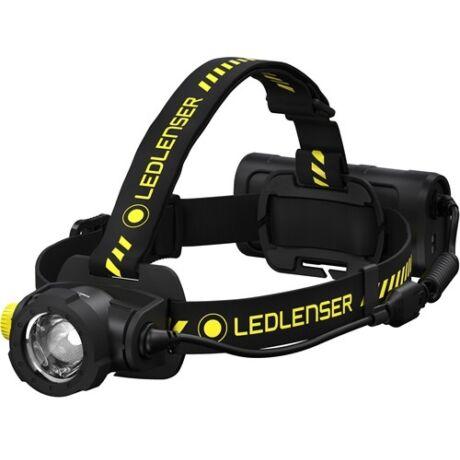 LEDLENSER H15R Work tölthető fejlámpa, 2500 lm
