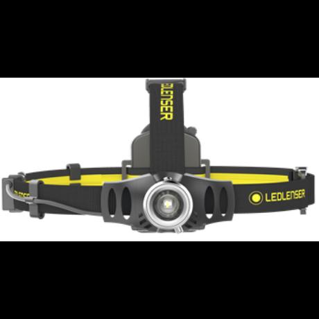 LEDLENSER ipari IH6R tölthető fejlámpa