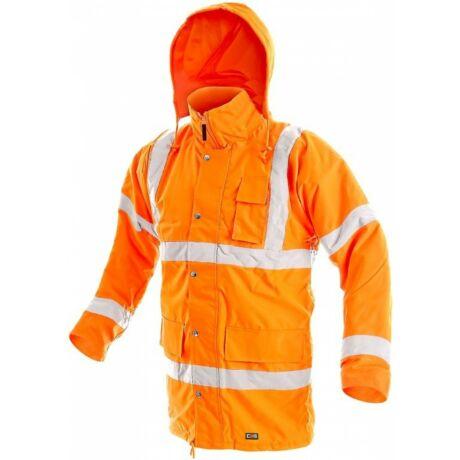 CXS Cambridge bélelt jól láthatósági kabát