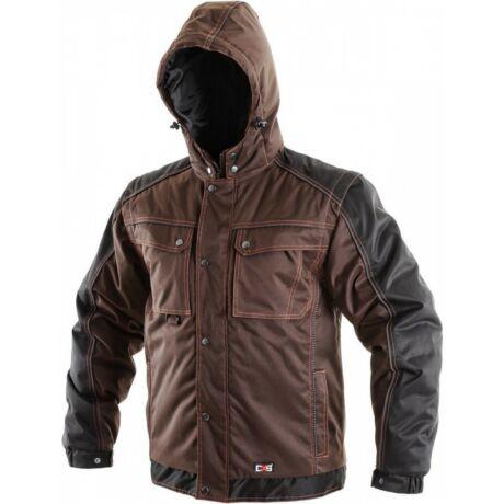CXS Irvine bélelt kabát 2in1