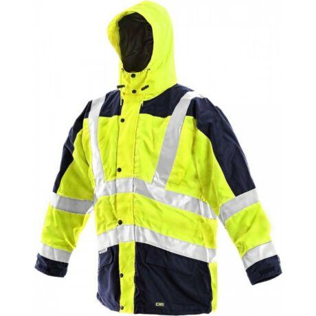 CXS London 5in1 bélelt jól láthatósági kabát