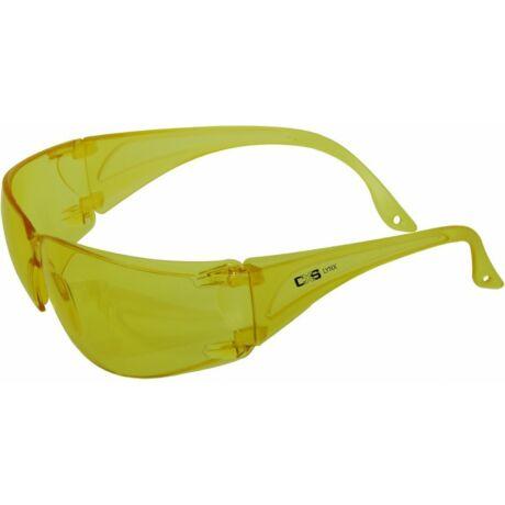 CXS Lynx sárga lencsés szemüveg